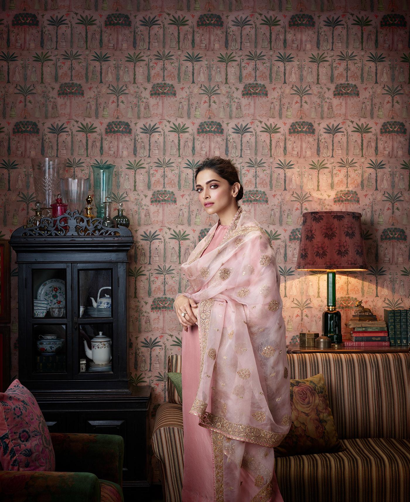 Sabyasachi for Nilaya with Deepika Padukone