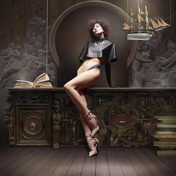 Прекрасная библиотекарша