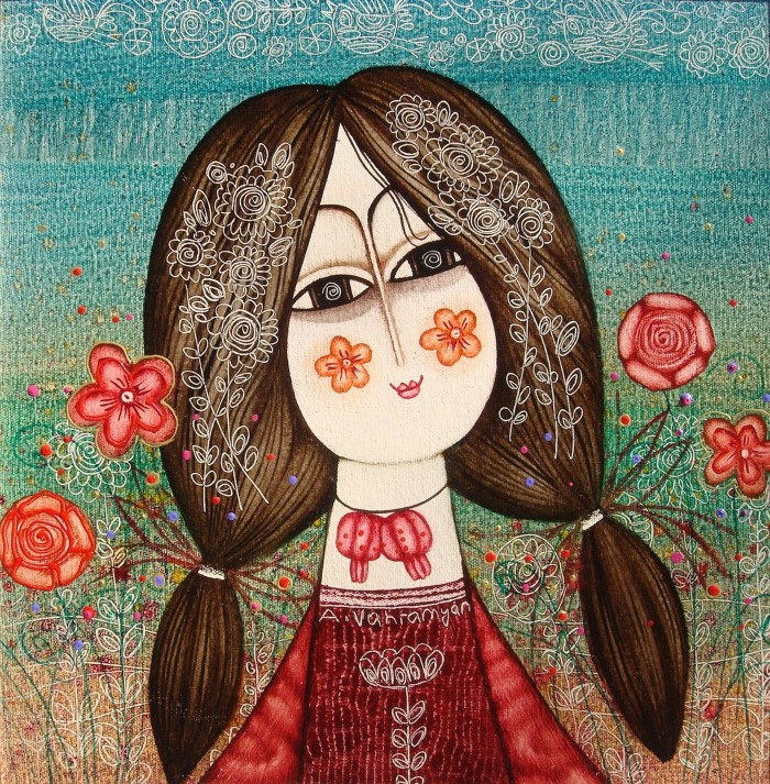Армянский художник Armen Vahramyan