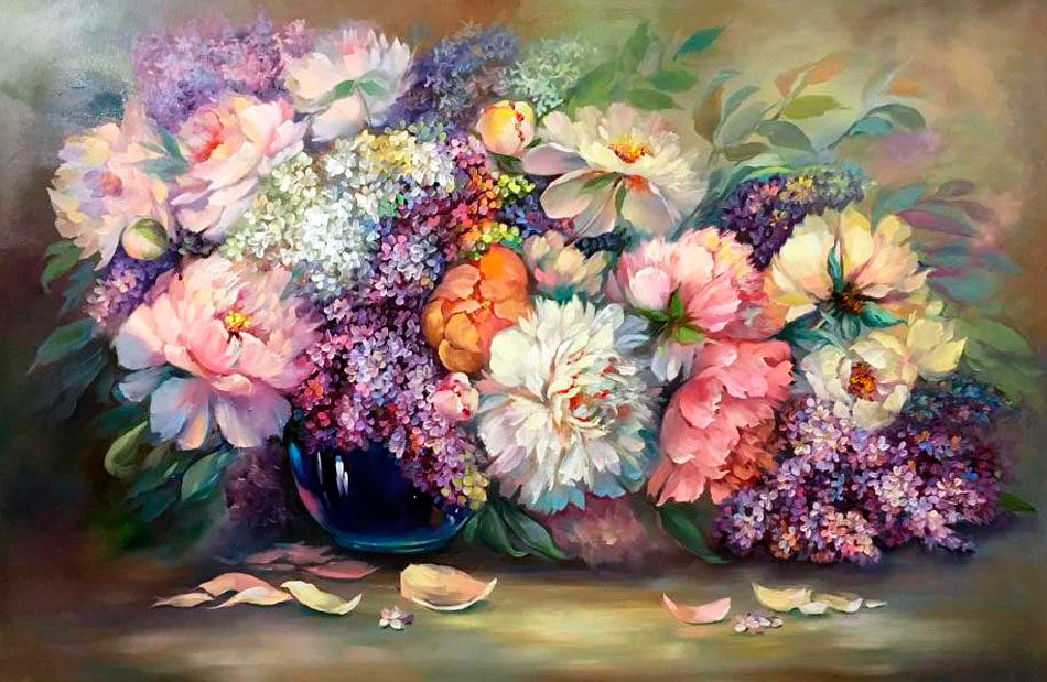 цветы Ирины Михель