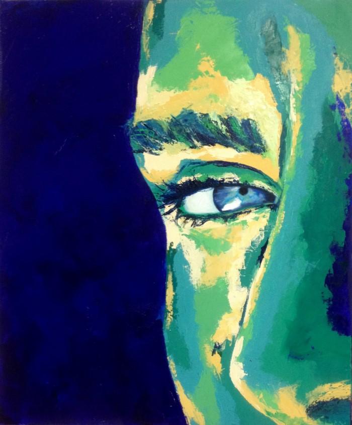 Глаза и лица Laurence Chiche