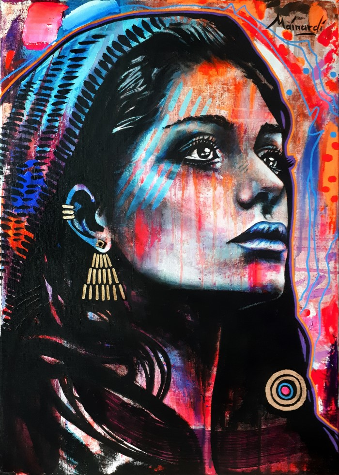 Французский художник Thomas Mainardi