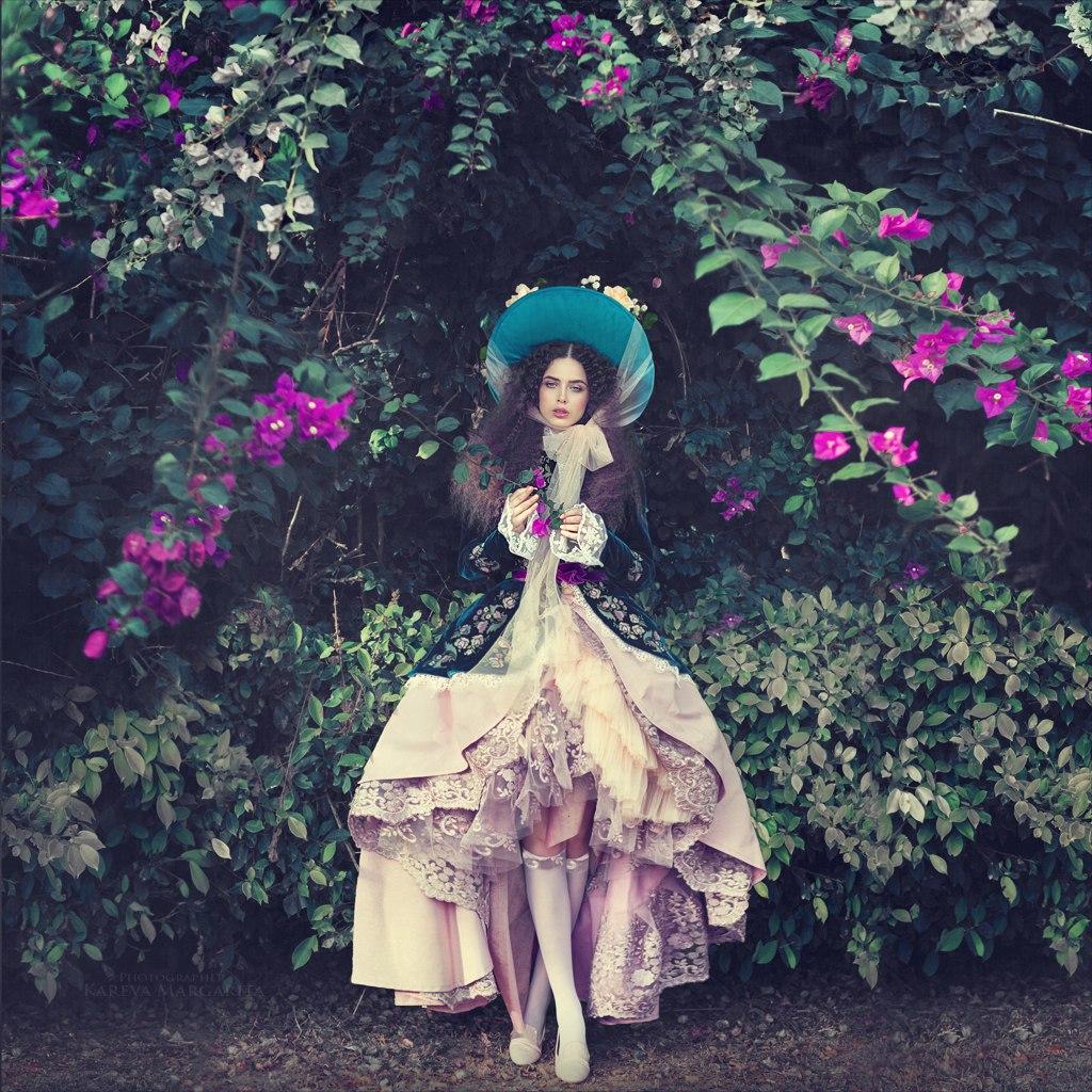 Цветут цветы / фотограф Маргарита Карева