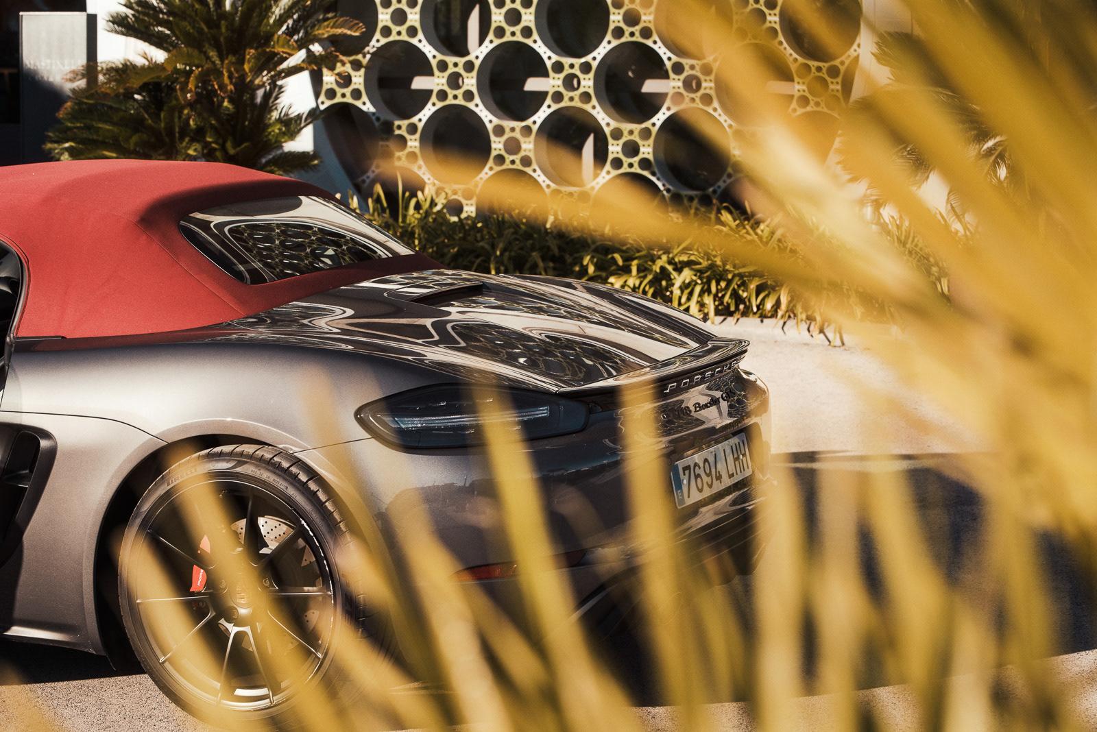 Mediterranean Road Trip with Porsche Boxster