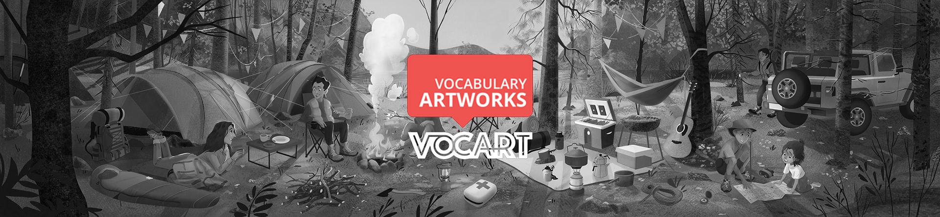 Такой разный отдых VocArt App Holiday&Travelling Set