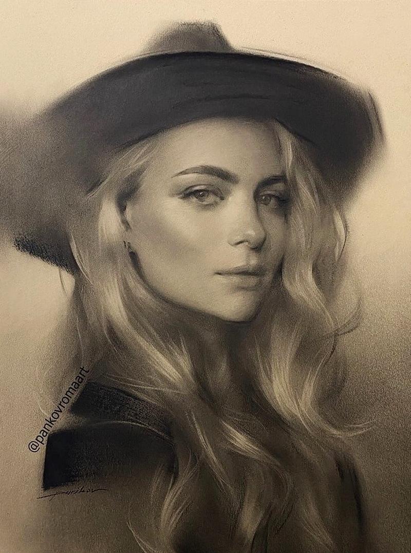 художник Роман Паньков