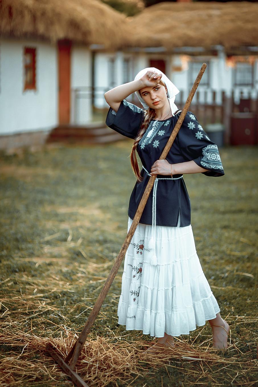 Крестьянка / фотограф Чурляев Максим