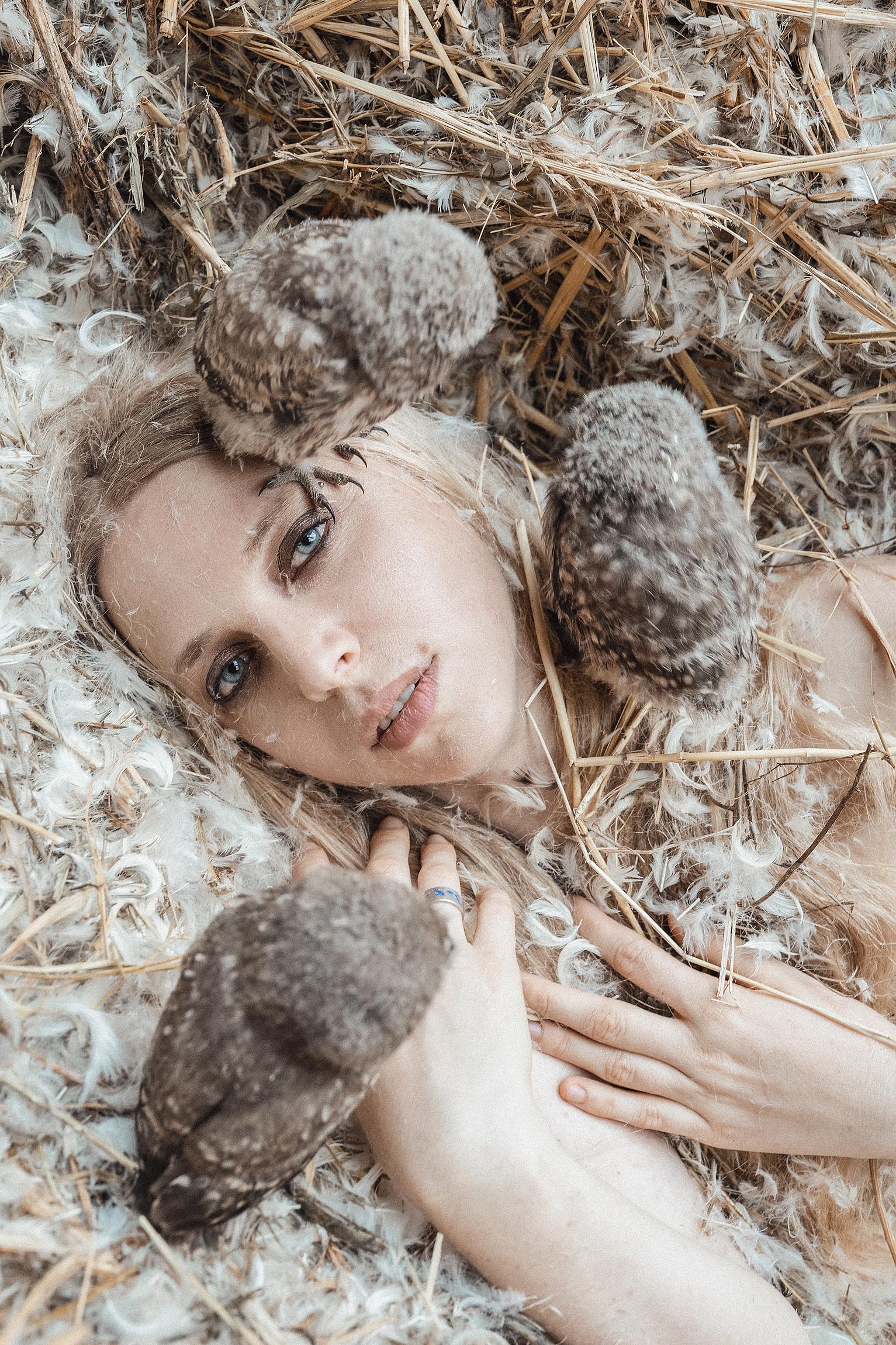Птенец / Photographyzp Yana