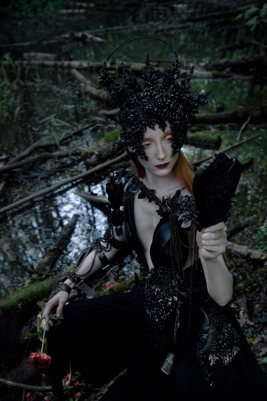 Темный лес dark woods