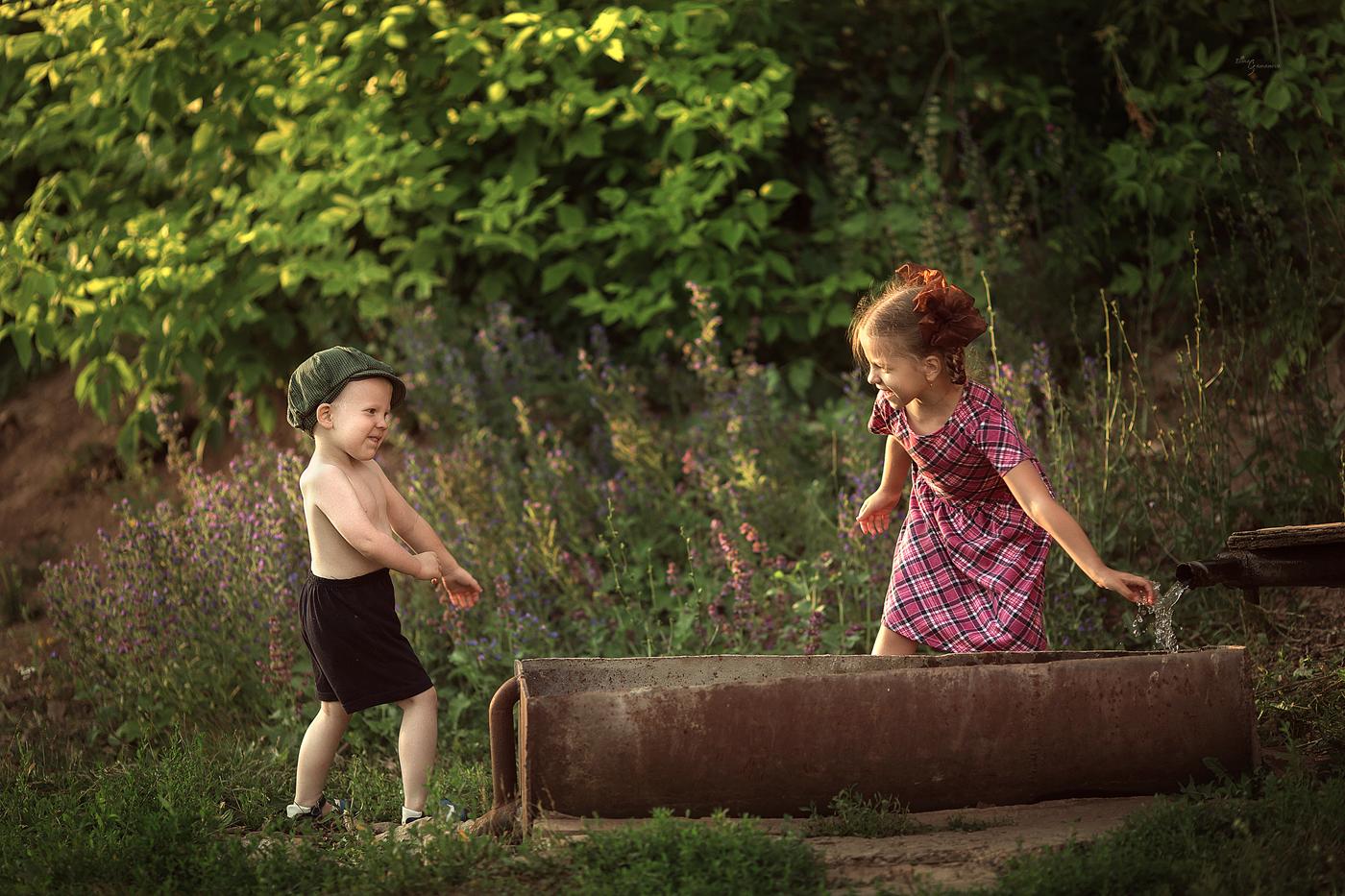 Назад в детство
