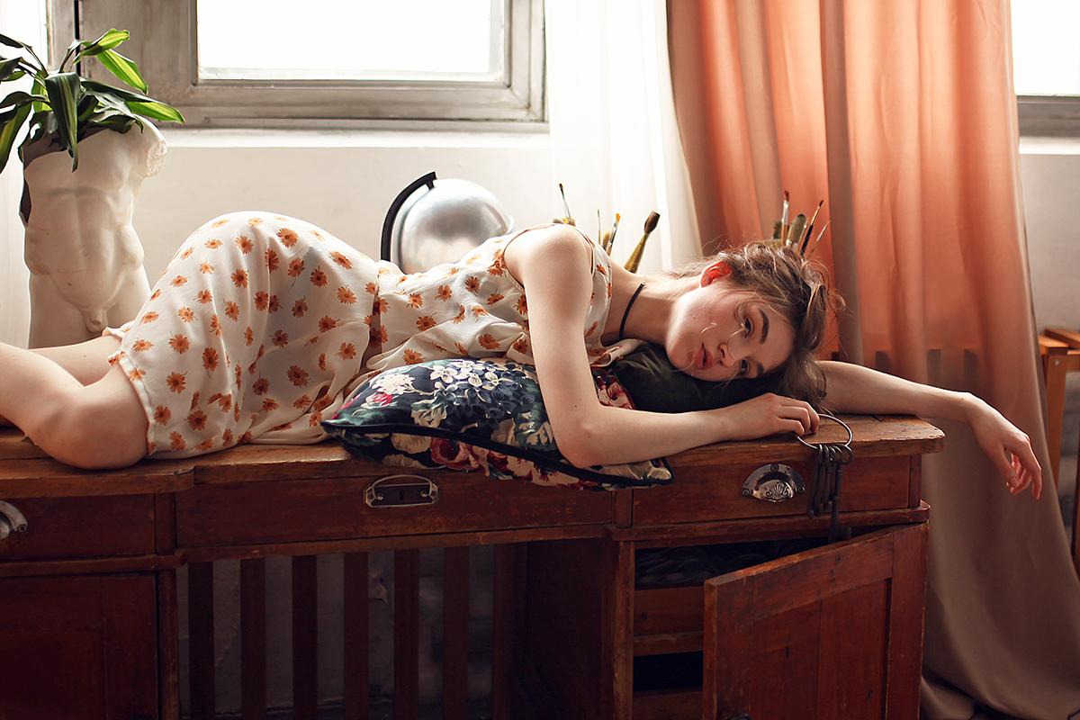 Юля / фотограф Ольга Жданова