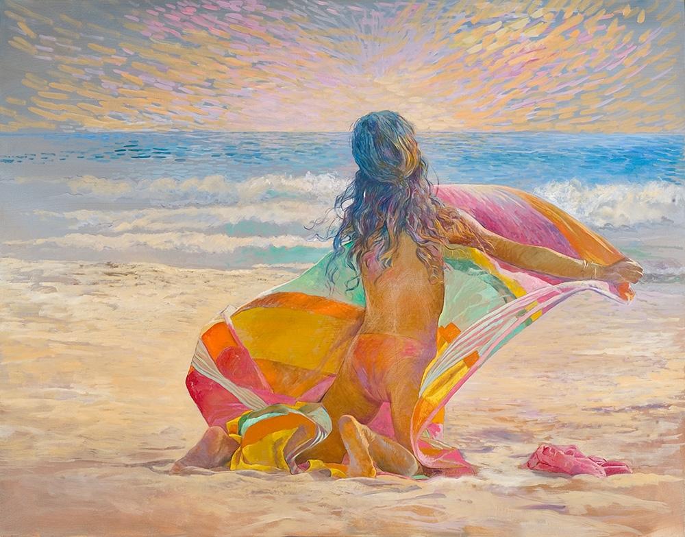 пляж Carolina Landea