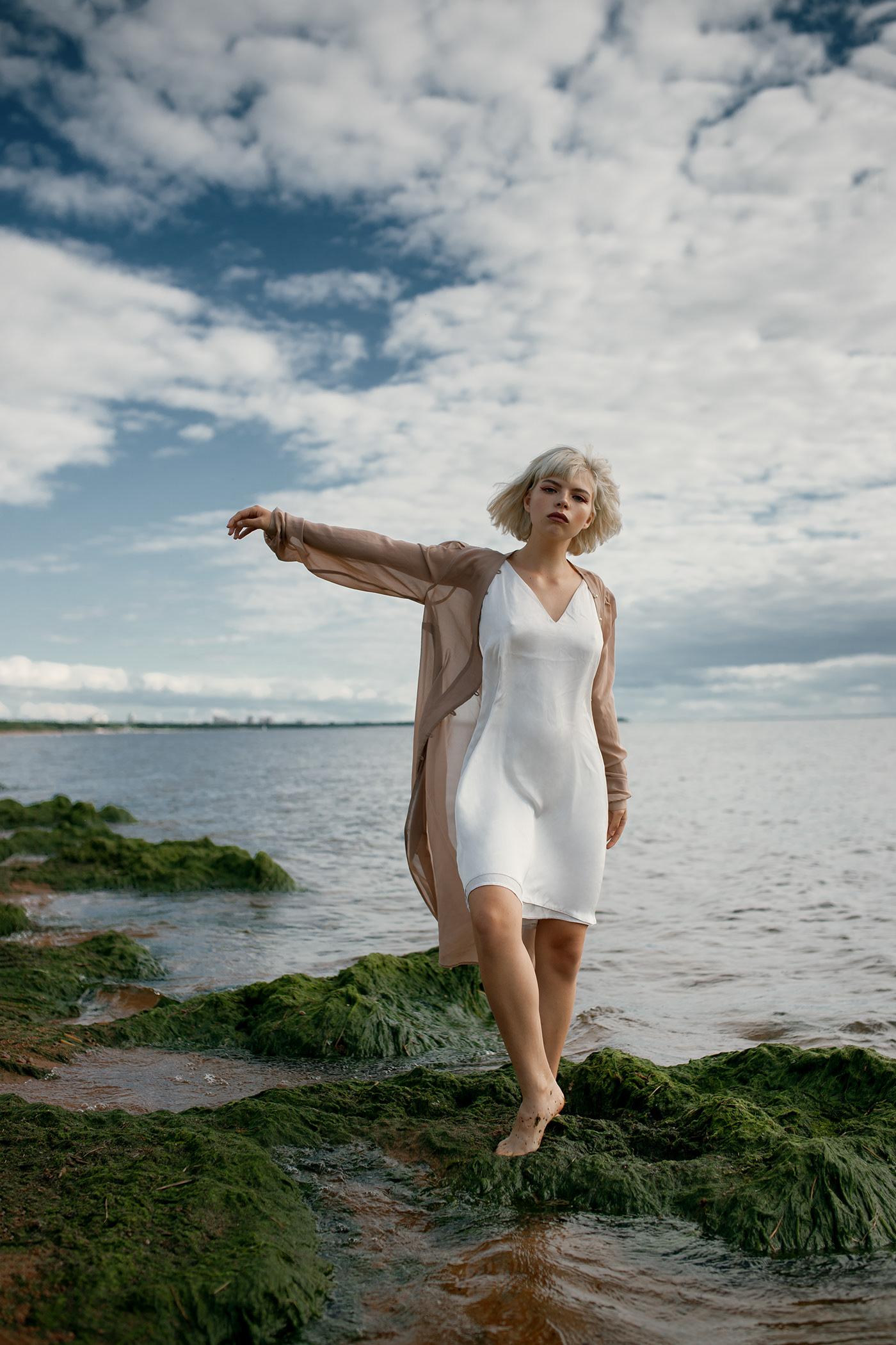 В тени Model Tatyana Koroleva / foto Darya Slonova