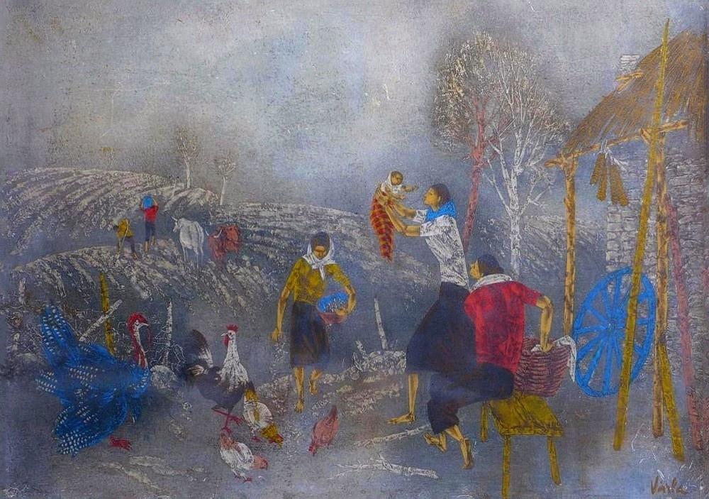 Художник Felix Varlamishvili (Varla)