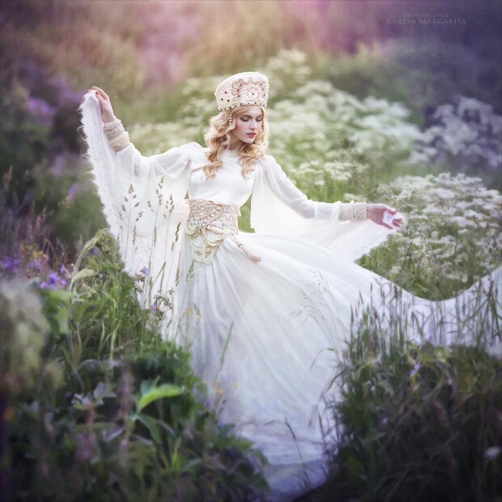 Королева лета / фотограф Маргарита Карева