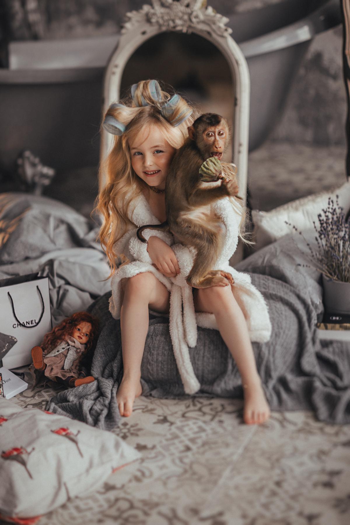 Обезьянки / фотограф Мытник Валерия