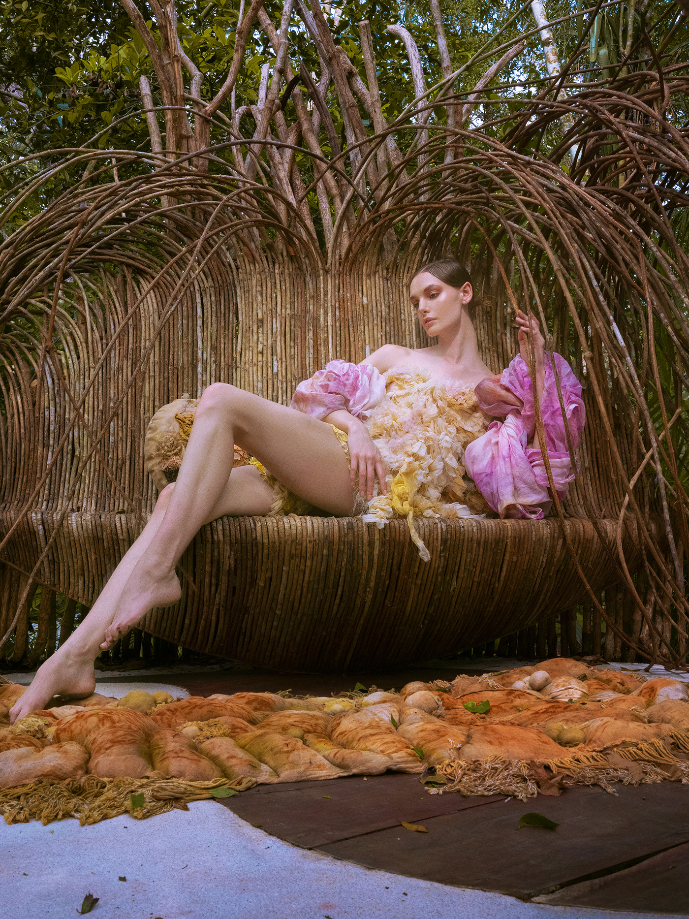 Model Danielle Van Raden / Photo Jvdas Berra