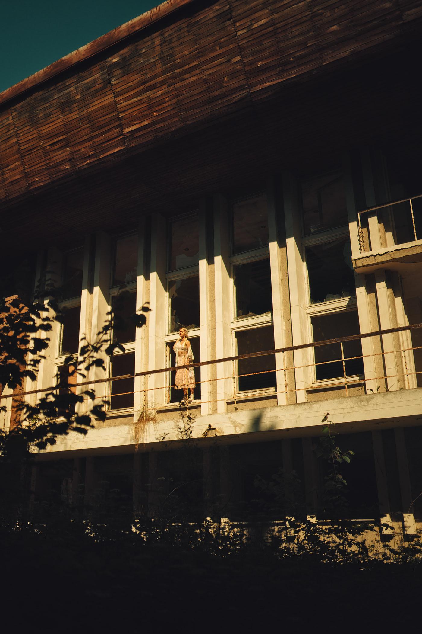 Развалины Abandoned place