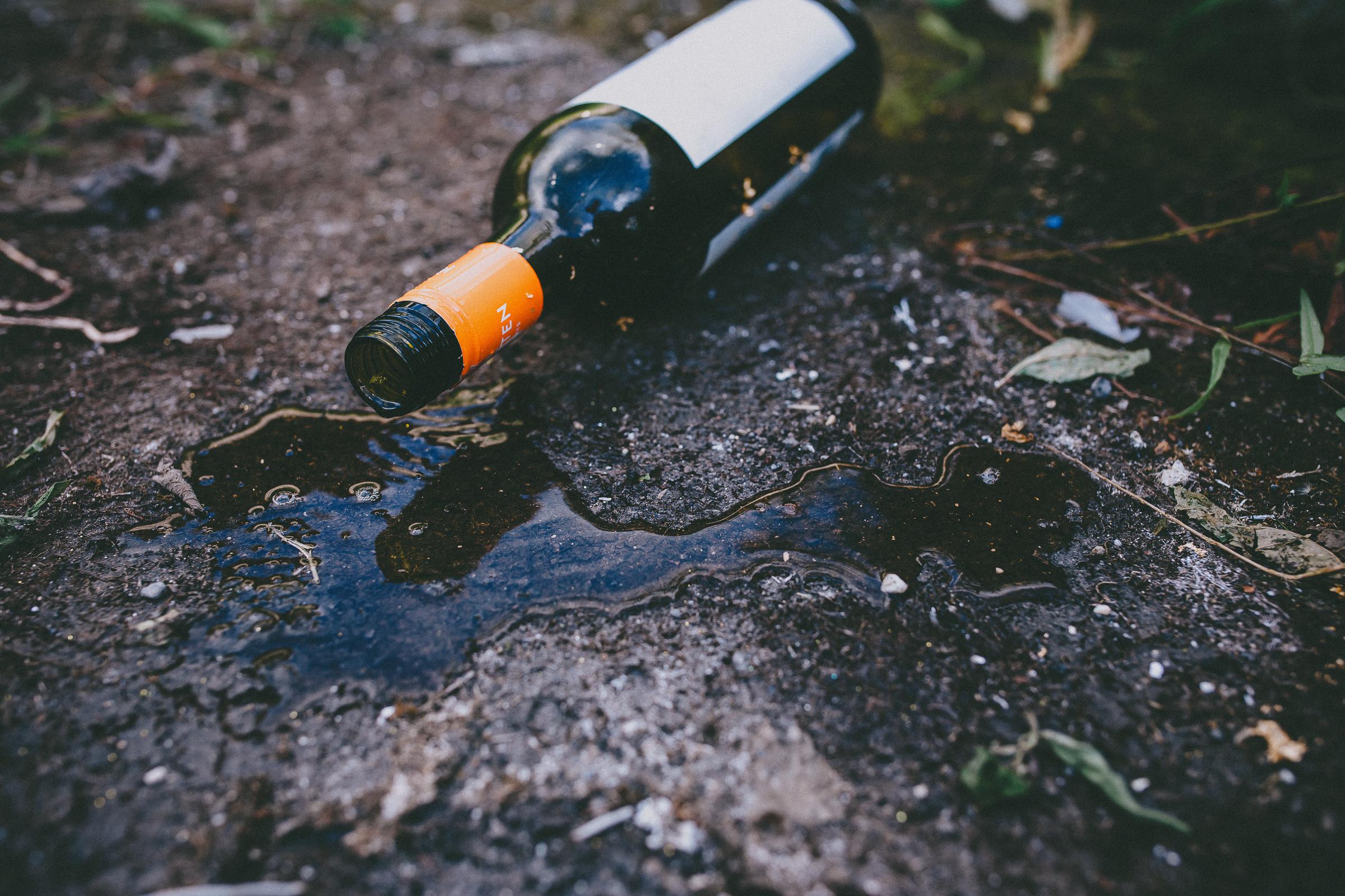 Вино и сигареты