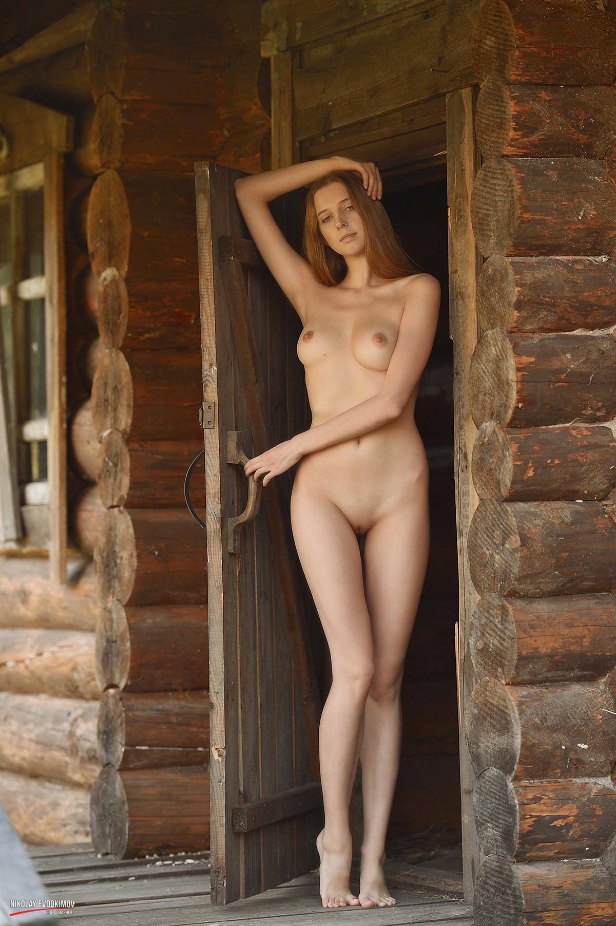 В деревне летом / фотограф Николай Евдокимов