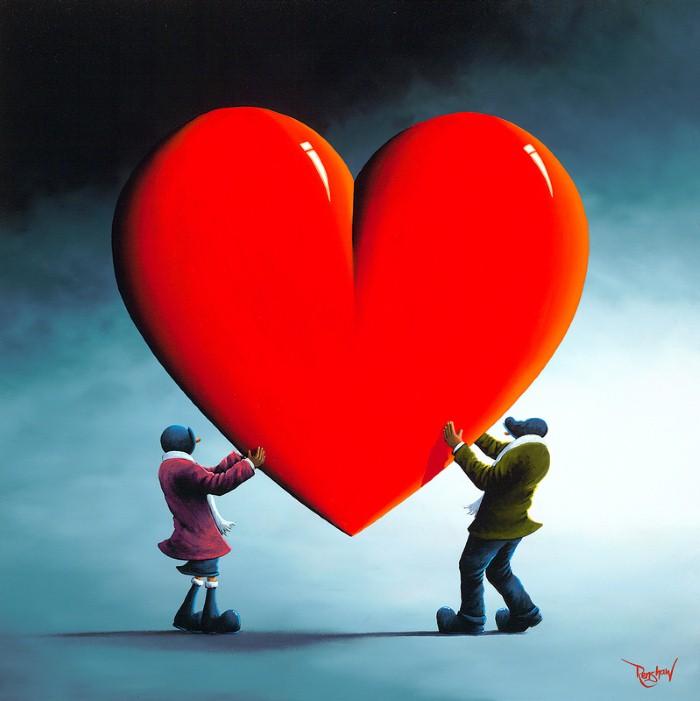 Сердце David Renshaw