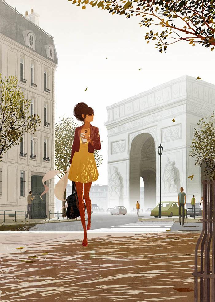 Париж Matthieu Forichon