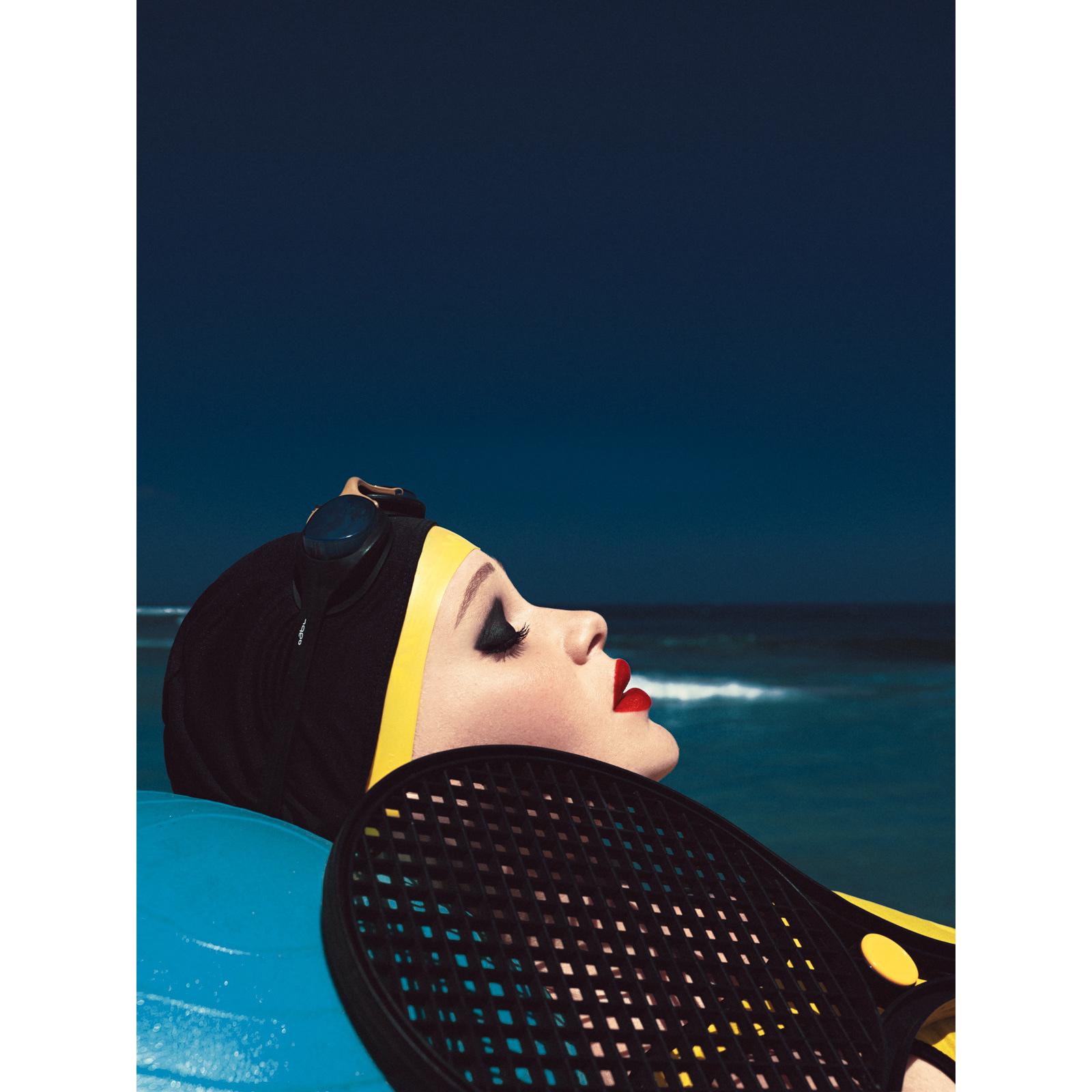 LA DOLCE VITA / Model Valerie Vialo / Photography/styling/makeup Elena Iv-skaya