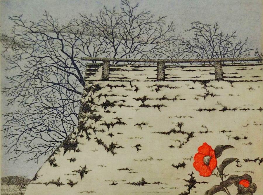 Японский график Танака Рёхей