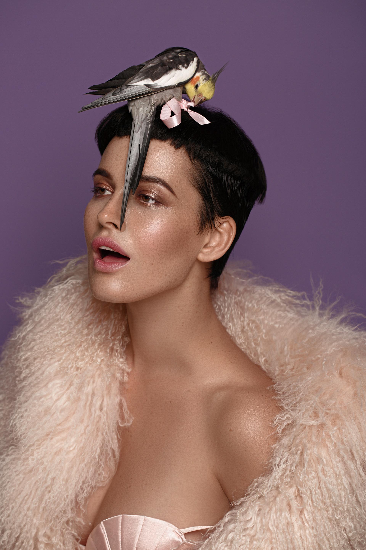 Pink Magazine May 17 starring Dasha Astafieva