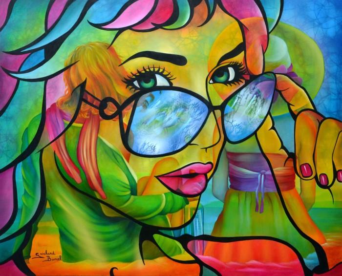 художник Jeannette Guichard-Bunel