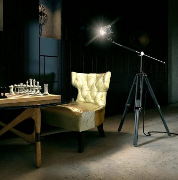 фотокамера-лампа