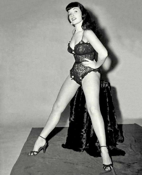 Бетти Пейдж (Betty Page)
