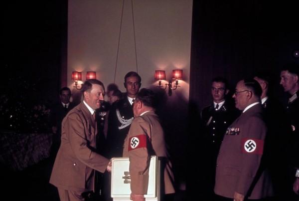 юбилей Гитлера