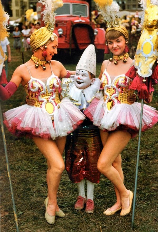 артистки цирка