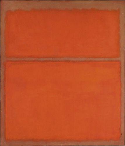 «Без названия» (1961) Марка Ротко