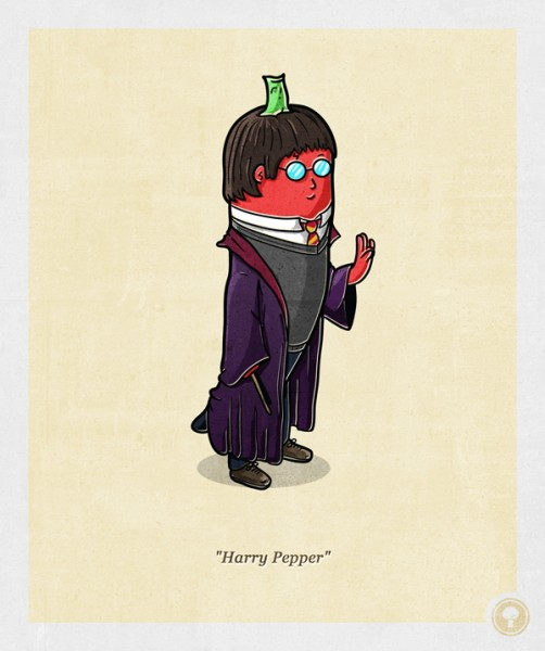 Harry Pepper by Verdura