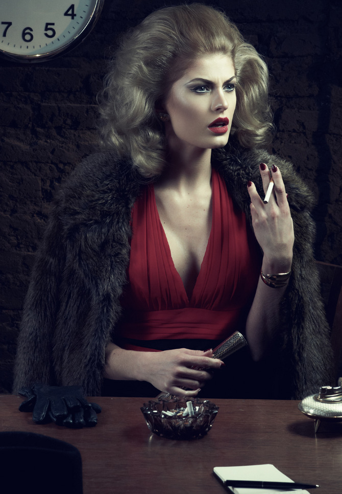 hot sexy glamour by Paolo Remedy