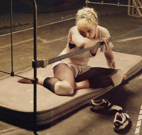 Madonna by Steven Klein, 2003