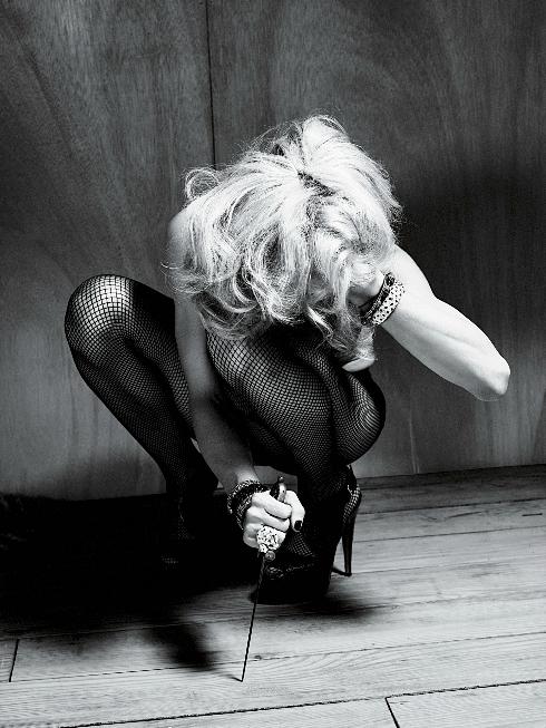 Madonna by Mert Alas и Marcus Piggott 2