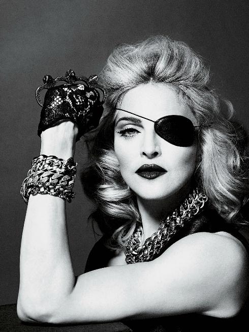 Madonna by Mert Alas и Marcus Piggott 3