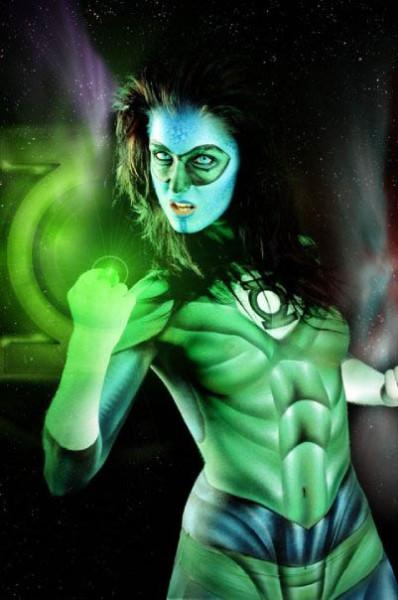 green-lantern-body-paint-1
