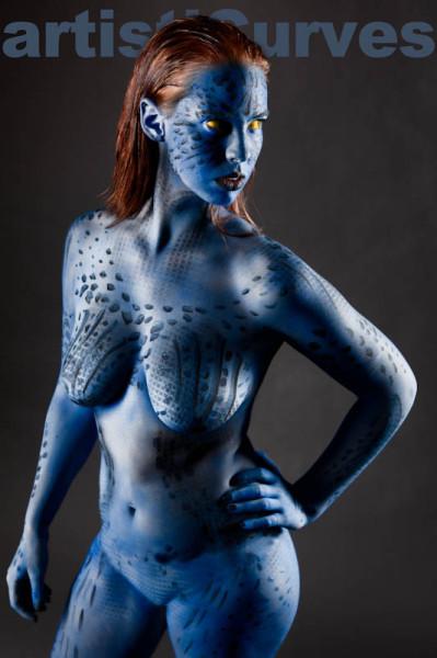 mystique-bodypaint