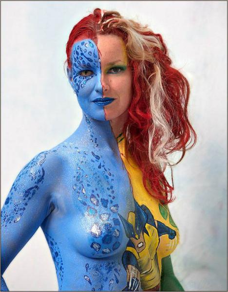 mystique-body-paint
