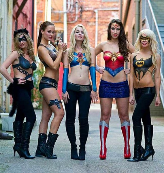 super-heroine-bodypaint