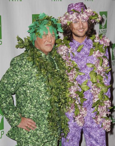 Майкл Корс (Michael Kors) и Лэнс Ле Пер (Lance Le Pere)