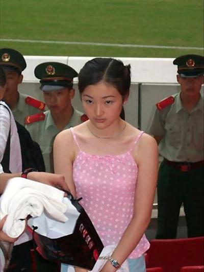 Самые красивые китаянки перед смертной казнью 5