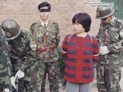 Самые красивые китаянки перед смертной казнью 8