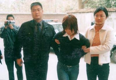 Самые красивые китаянки перед смертной казнью 10