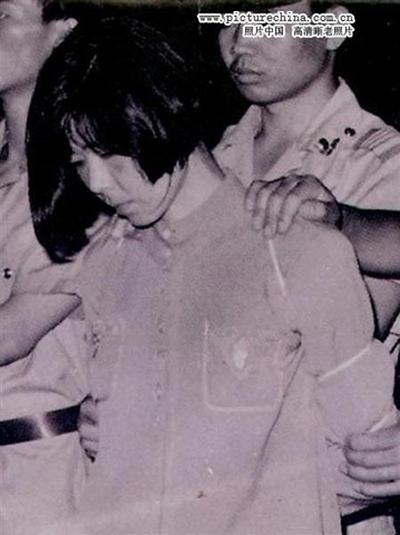 Самые красивые китаянки перед смертной казнью 13