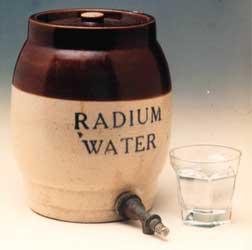 Радиевая вода